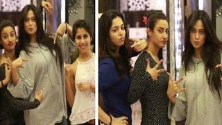 Pregnant Shweta Tiwari Hot Birthday Party Videos