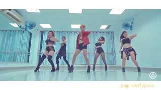 Beyoncé - Partition dance choreography by Mr. Huy | Học nhảy Sexy Dance | SaigonBellydance