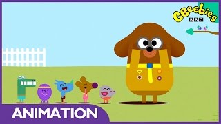 CBeebies: Hey Duggee - Bird Watching