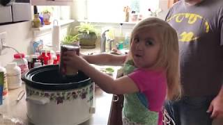 Audrey Nethery's Kitchen! Special Bean Recipe!