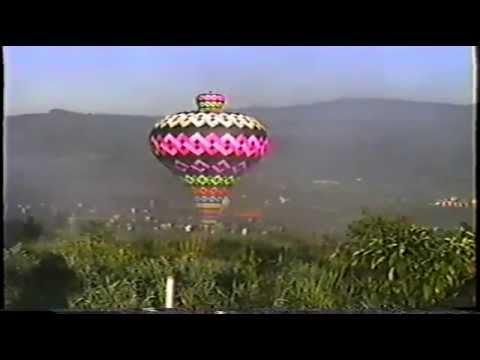 Toninho Alvarenga Balões diversos decada de 80