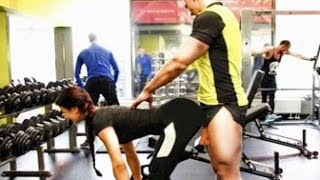 Big Penis Prank (GONE WILD) Huge Dick Prank In The Gym - Sexual Pranks On Hot Girls 2016