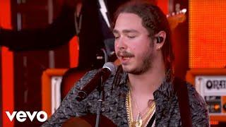 Post Malone - Oh God (Live From Jimmy Kimmel Live!)