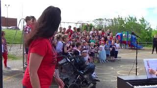 1st Grade Memorial Day 2018