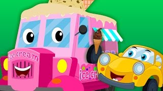 Ralph and Rocky | Food truck song | video for kids