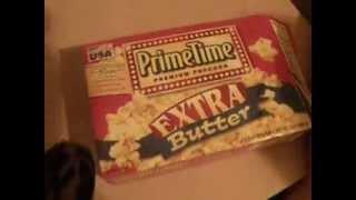 Prime Time Premium Popcorn EXTRA Butter