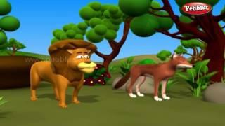 Foolish Donkey   বাংলা গল্প   3D Moral Stories For Kids in Bengali   Moral Values Stories in Bengali