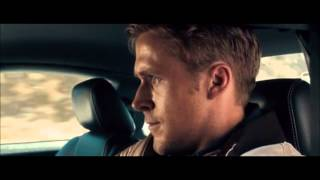 Drive (Movie) - Chase between Ford Mustang GT 5.0 & Chrysler 300C