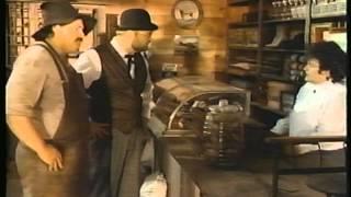 Bill Gunter US Marshall, Premiere Episode