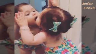 Cute baby superb funny videos * Babies funny videos 2017