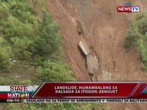 Xxx Mp4 SONA Landslide Humambalang Sa Kalsada Sa Itogon Benguet 3gp Sex