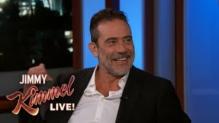 Jeffrey Dean Morgan Thinks Norman Reedus is a Creeper