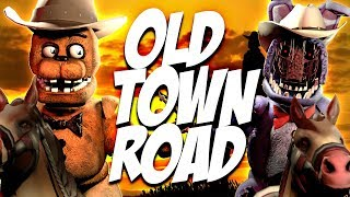 LIL NAS x OLD TOWN ROAD FIVE NIGHTS AT FREDDY