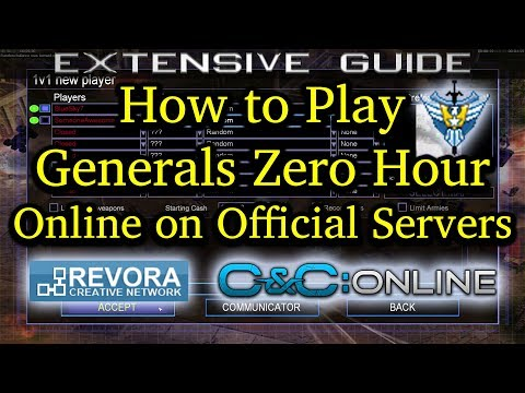 Xxx Mp4 Guide Play Generals Zero Hour Online On 39 Official Servers 39 3gp Sex