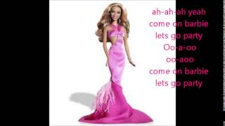 Barbie girl lyrics