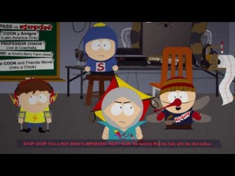 Xxx Mp4 South Park™ The Fractured But Whole™ Fucked His Mom 3gp Sex