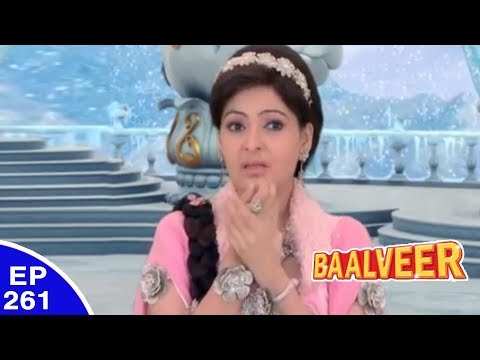Baal Veer - बालवीर - Episode 261 - Baalveer Trapped Under The Ice