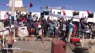 أرباب قوارب الصيد البحري يشلون حركة ميناء البيضاء