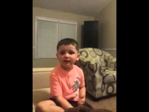 Kid cries over dad kissing mom