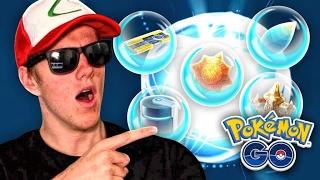 WHAT RARE EVOLUTION ITEM DID I GET? (Pokemon Go)