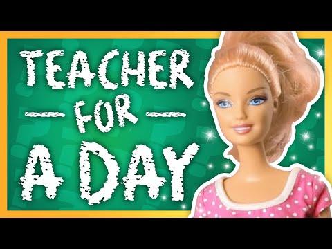 Barbie - Teacher for a Day