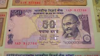 Collection of 786 Number, Rupees 10, 50, 100 & 500 For Sale
