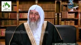 لهذا أنزلت ٢ (22) للشيخ مصطفى العدوي 17-6-2017