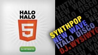 Halo-Halo Vol.5 (Depeche Mode • Camouflage • Machine in Motion • Erasure • etc)