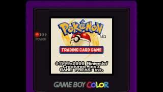 Pokemon Trading Card Game 3DS Virtual Console trailer (Europe)