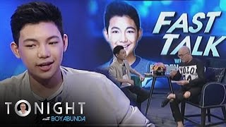 TWBA: Fast Talk with Darren Espanto