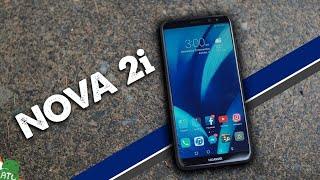 Are 4 Cameras worth the money? Huawei Nova 2i Review | ATC