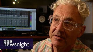 Clive Langer: The greatest music producer you've never heard of? BBC Newsnight