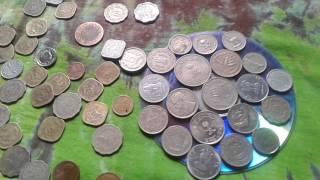 Old coin bangladash