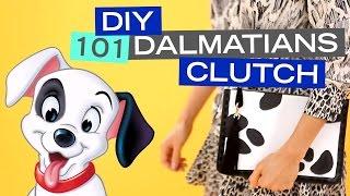 101 Dalmatians DIY Clutch | Disney Style
