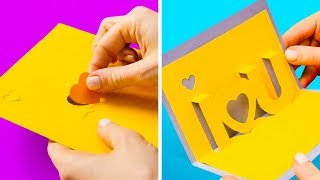 20 REALLY SPECIAL DIY MOTHER'S DAY CARDS