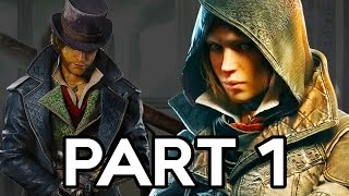 Assassin's Creed Syndicate Gameplay Walkthrough - Part 1 - Mission 1 FULL GAME!! (PS4 1080p 60fps)
