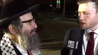 Zionists have hijacked the Jewish Religion - Rabbi Weiss