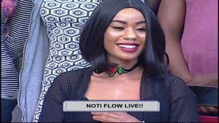 Noti Flow Says She Is Dating Colonel Mustapha