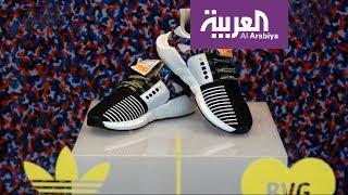 أديداس تبيع 500 حذاء رياضي يمنحك استخدام النقل العام مجانا