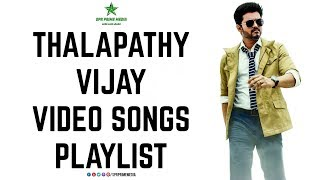 Vijay Video Songs Bluray HD 1080P Introduction | Biography | Tamil Official Playlist