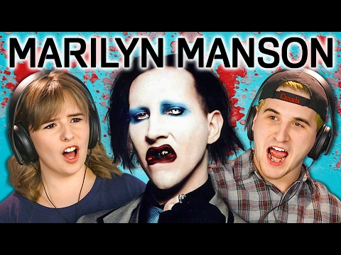 Xxx Mp4 TEENS REACT TO MARILYN MANSON 3gp Sex