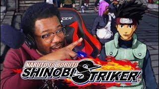 This Game is LOWKEY Heat! FIRST Online Match! (BETA) Naruto to Boruto Shinobi Striker GAMEPLAY