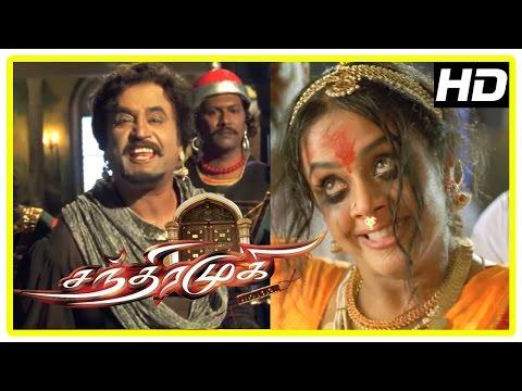 Xxx Mp4 Chandramukhi Tamil Movie Jyothika Terrific Performance In Climax Scene Rajinikanth Nayanthara 3gp Sex