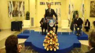 """Discorso Convegno """"Legge 99/2009 sullo sviluppo"""" - Cassino 30/10/2009 - seconda parte"""