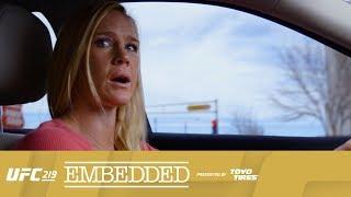 UFC 219 Embedded: Vlog Series - Episode 2