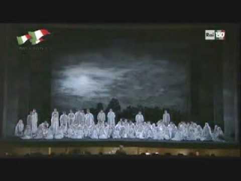 Va pensiero uit Nabucco van Verdi Riccardo Muti