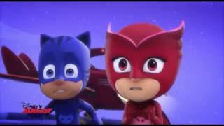 PJ Masks Super Pigiamini - La scultura lunare - Dall'episodio 08