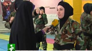 Ninja Ranger Iran (girl