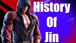 History Of Jin Tekken 7