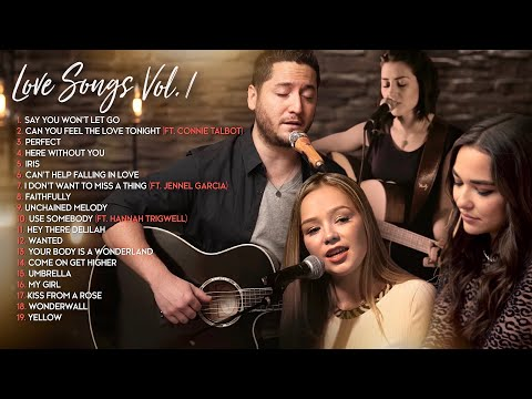 Boyce Avenue Acoustic Cover Love Songs Wedding Songs Connie Talbot Jennel Garcia Hannah Trigwell
